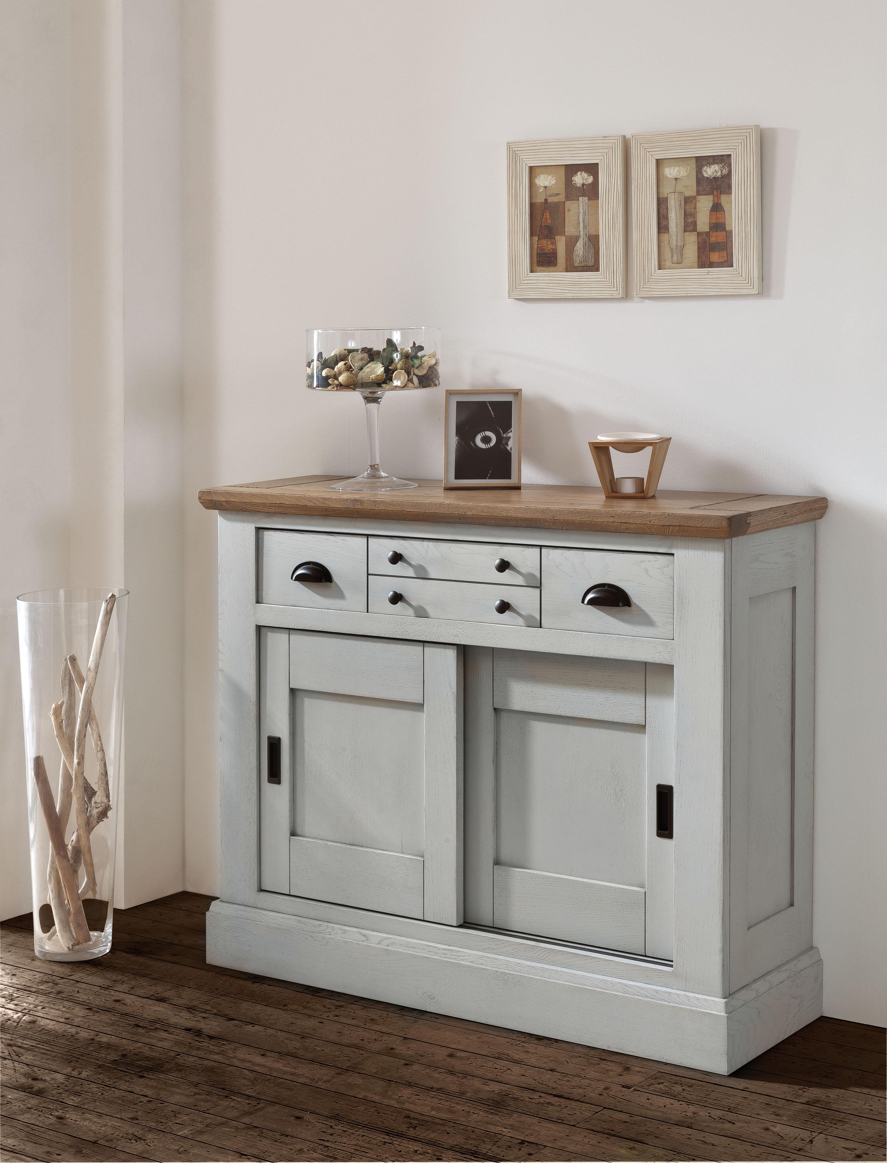 meuble dentree romance 2 portes et 1 tiroir ro921. Black Bedroom Furniture Sets. Home Design Ideas