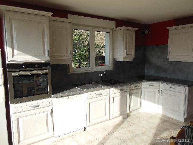 Relooking d 39 une cuisine exemple 2 for La maison du massif