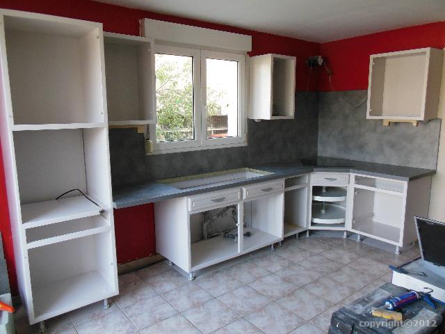 relooking d 39 une cuisine exemple 2 meubles sur mesure artisan. Black Bedroom Furniture Sets. Home Design Ideas