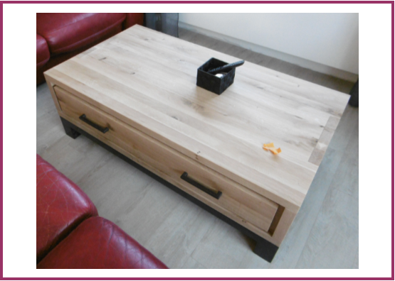 Table basse Forest